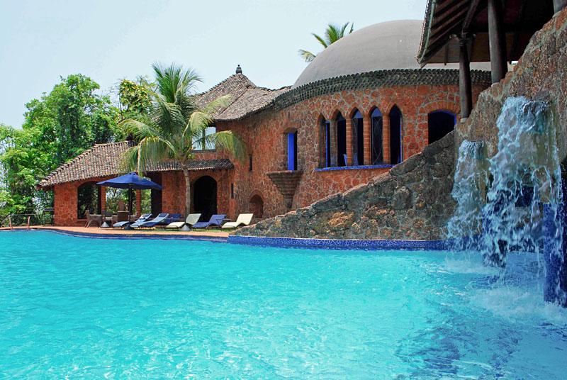 The i-escape blog / 5 honeymoon hideaways in Goa / Nilaya Hermitage