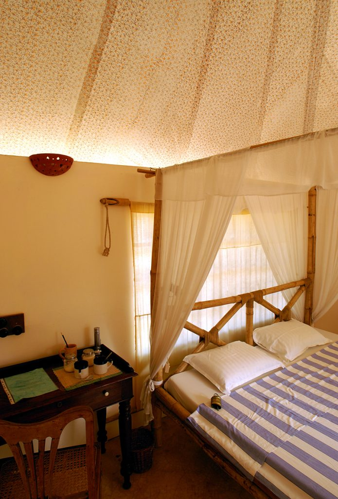 The i-escape blog / 5 honeymoon hideaways in Goa / Otter Creek Tents