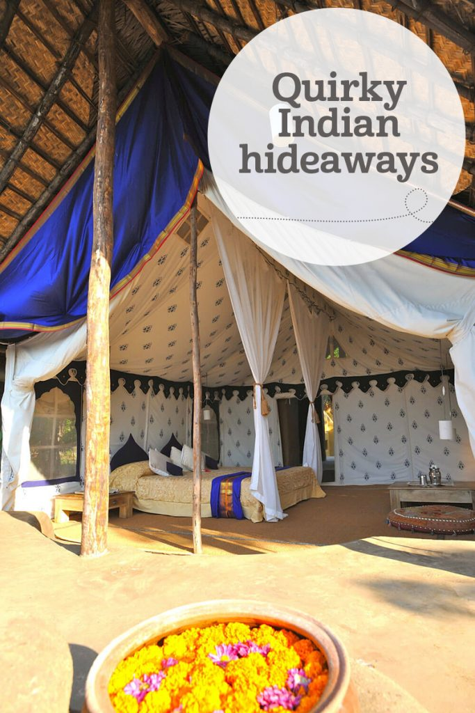 i-escape blog / 5 Quirky Places to Stay in India