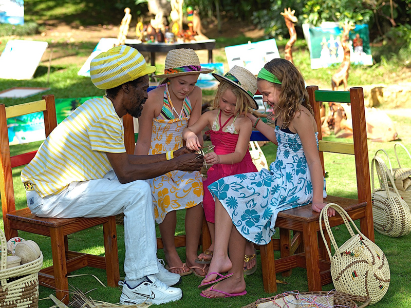 i-escape blog / The best hotel kids clubs / Round Hill Hotel and Villas