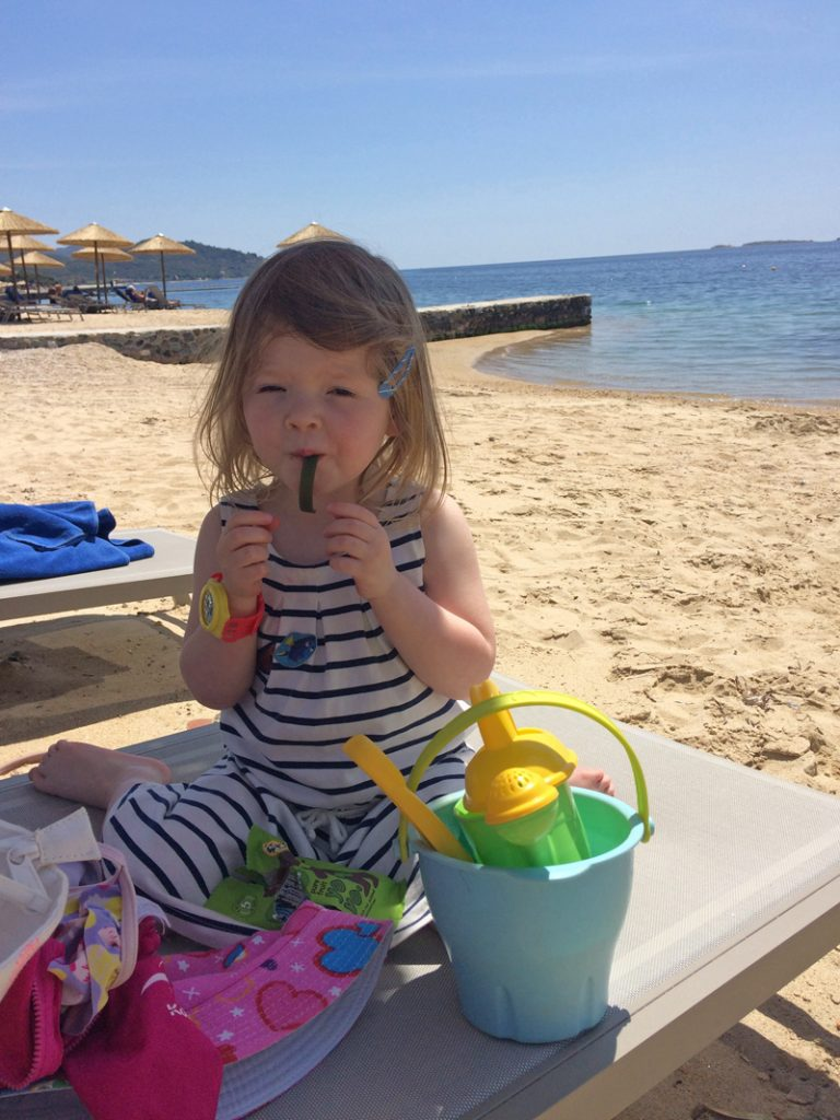 i-escape blog / Our family holiday to Greece / Eagles Palace