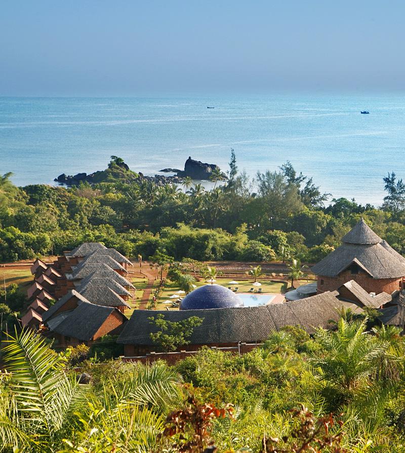 i-escape blog / Insider's travel guide to Goa / SwaSwara, Goa, India