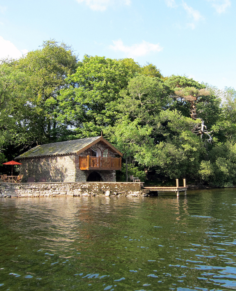 i-escape blog / Our favourite unusual hotels / The Boathouse at Knotts End