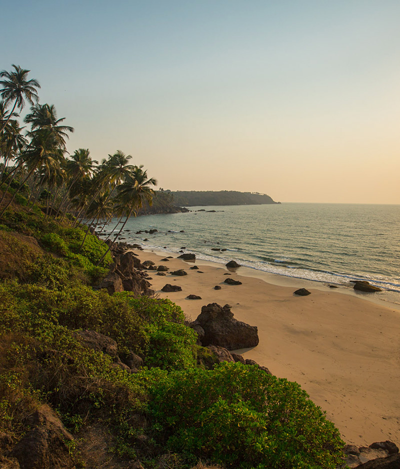 i-escape blog / Insider's travel guide to Goa / The Cape Goa, India