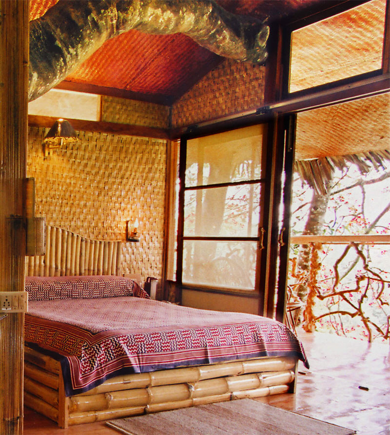 i-escape blog / Top 5 Luxury Treehouses / Tranquil, Kerala, India