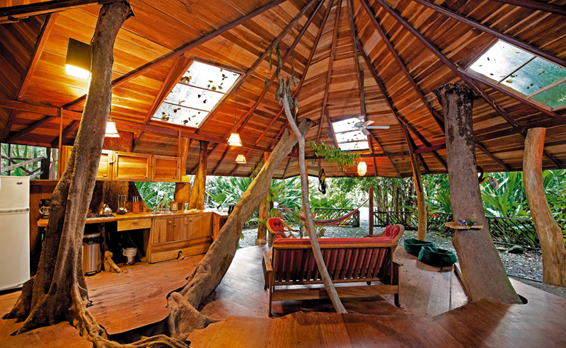 i-escape blog / Top 5 Luxury Treehouses / Tree House Lodge, Costa Rica