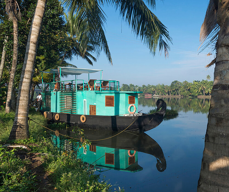 i-escape blog / 5 Quirky Places to Stay in India / Discovery