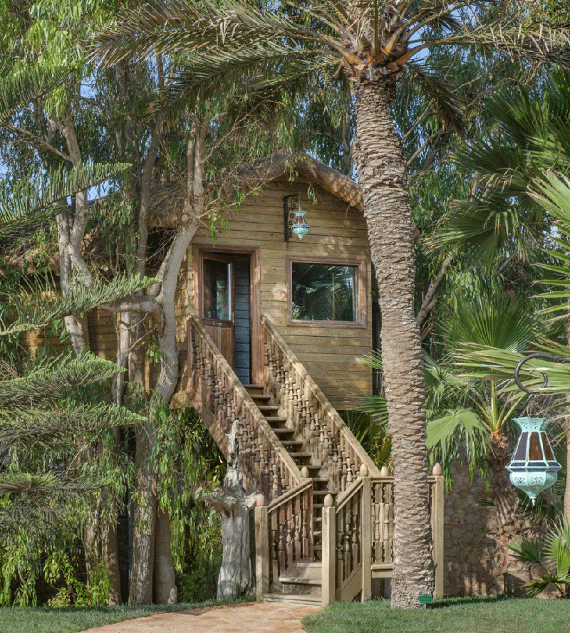i-escape blog / Top 5 Luxury Treehouses / La Sultana Oualidia, Atlantic Coast, Morocco