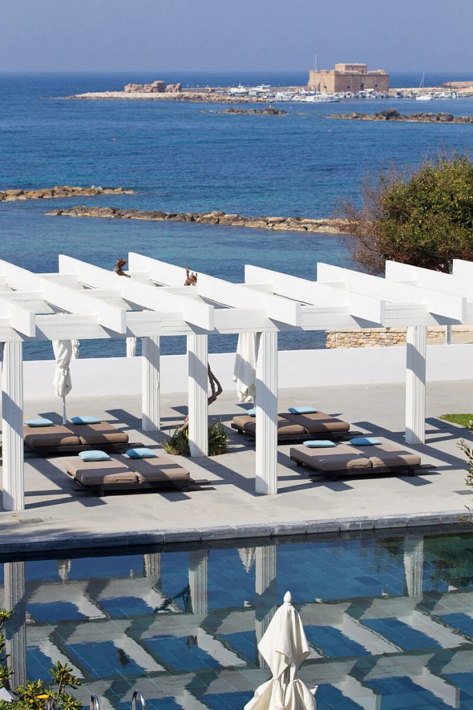i-escape blog / European hideaways for late summer sun / Almyra Cyprus