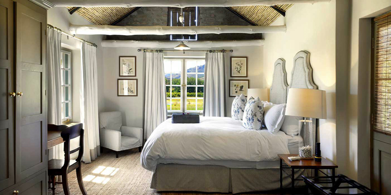 The i-escape blog / Cheap and chic family holidays / Boschendal Farm Cottages