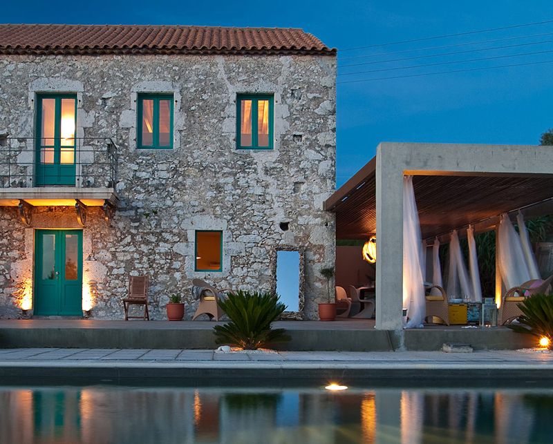 i-escape blog / European hideaways for late summer sun / Chalikeri Villas Kefalonia