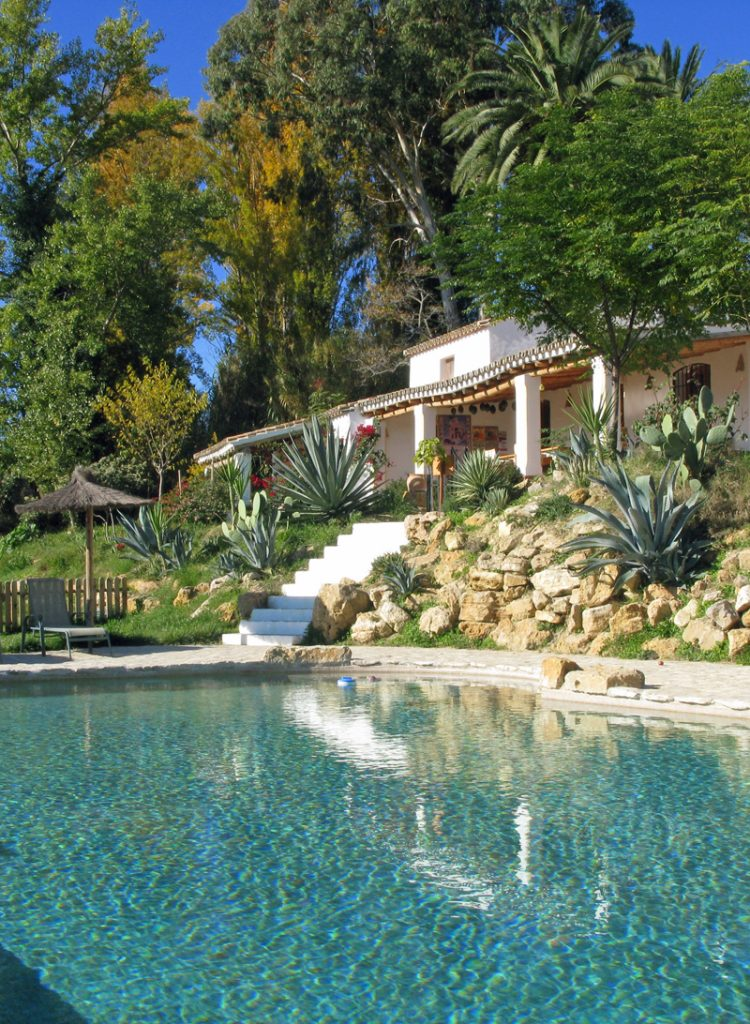 Finca La Morera, Andalucia, Spain / The i-escape blog / Budget boutique hotels - how to save money without scrimping on style