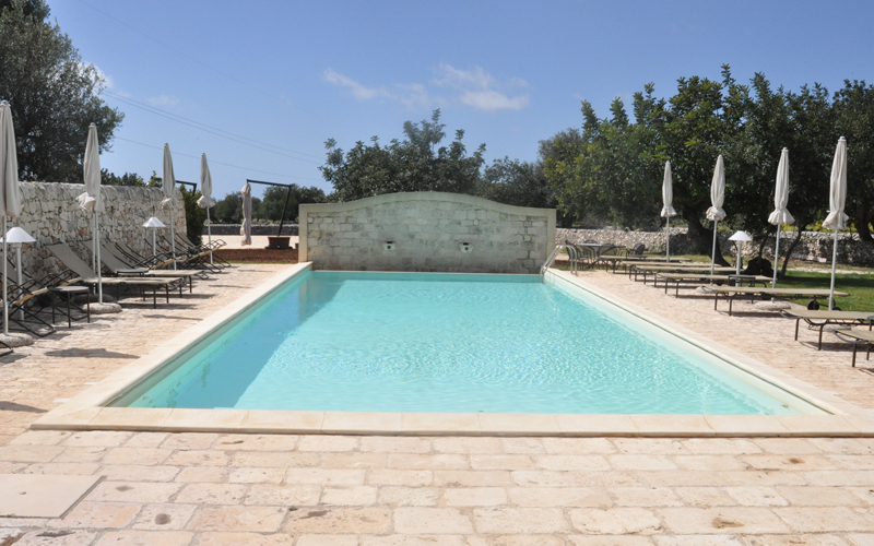 The i-escape blog / Cheap and chic family holidays / Masseria Ciancio