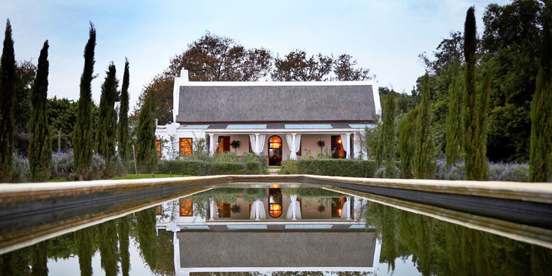The i-escape blog / Top tips for South Africa's Cape Winelands and West Coast / Hawksmoor House