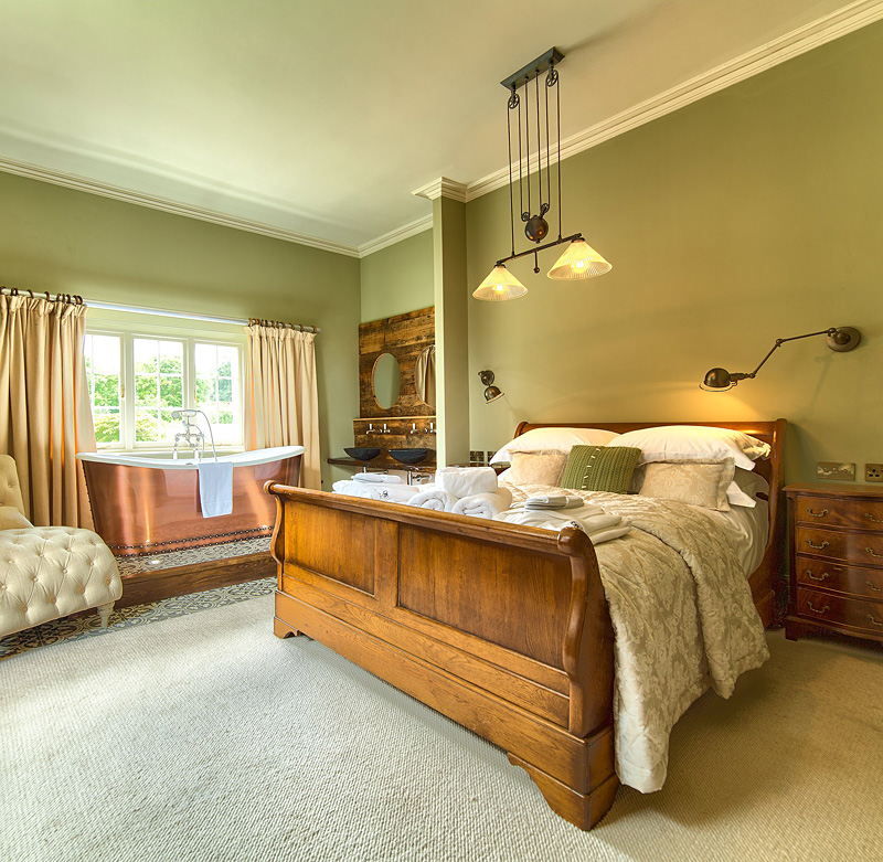 i-escape blog / UK country retreats / Backwell House, Bristol, Somerset