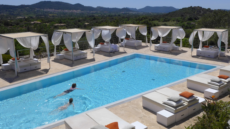 The i-escape blog / A spring holiday in Mallorca / Cases de Son Barbassa