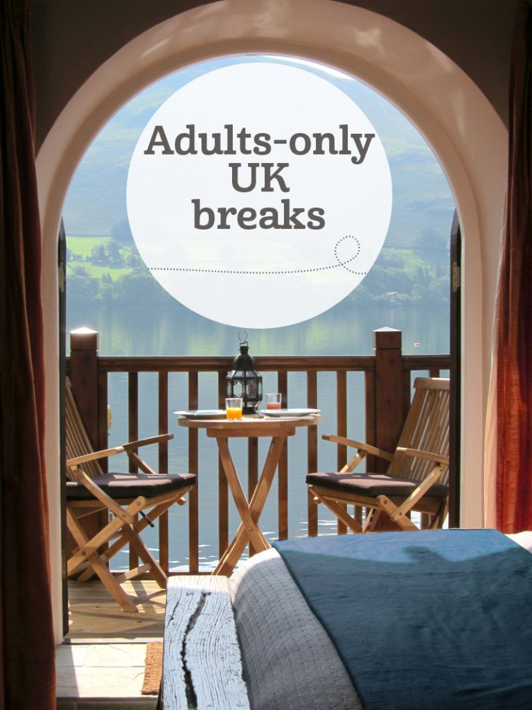 The i-escape blog / Adults-only UK breaks