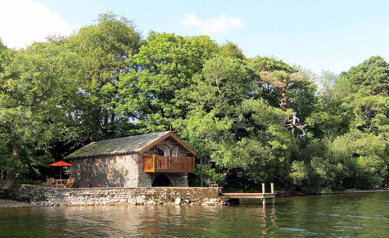 The i-escape blog / Adults-only UK breaks / The Boathouse at Knotts End