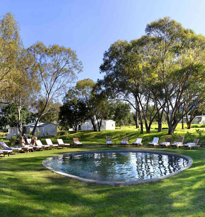 The i-escape blog / South Africa with kids in tow / Boschendal Farm Cottages