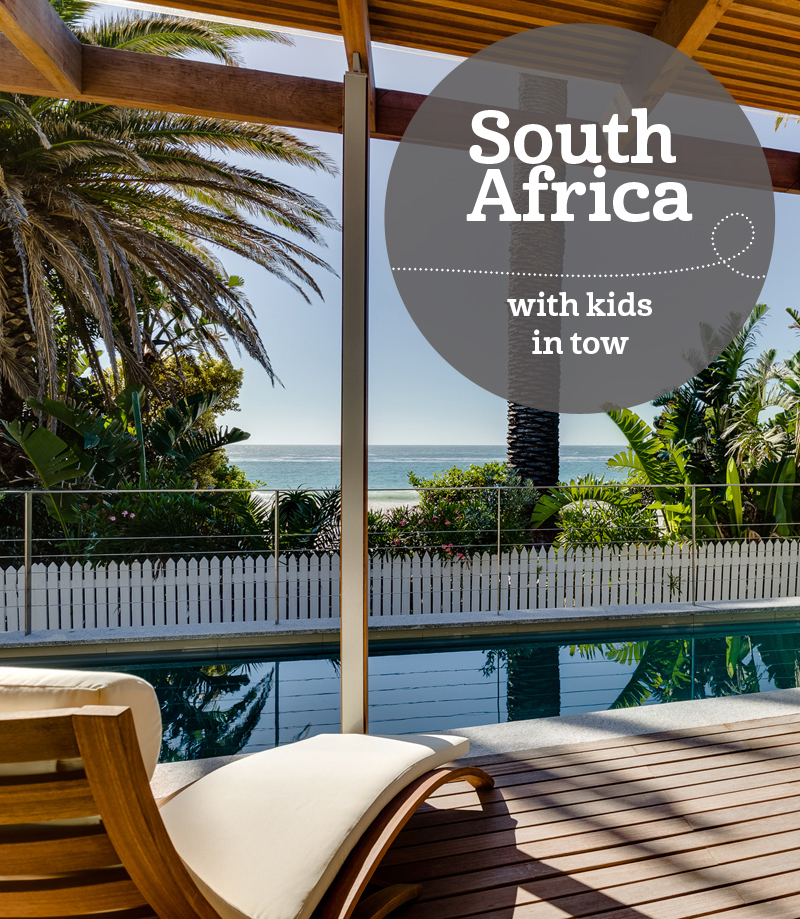 The i-escape blog / South Africa with kids in tow