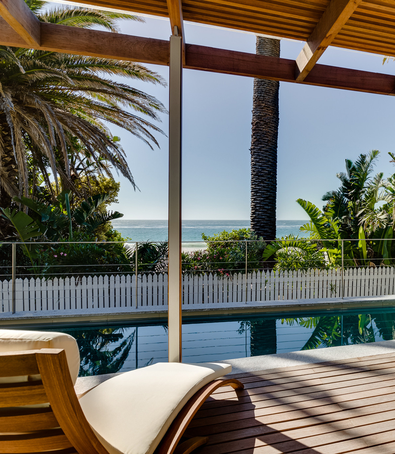 The i-escape blog / South Africa with kids in tow / Clifton Beach Villa