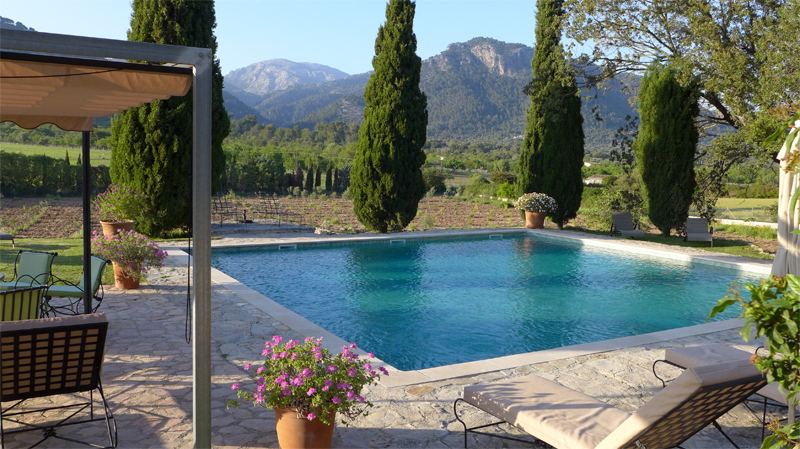 The i-escape blog / A spring holiday in Mallorca /Hotel Son Ametler