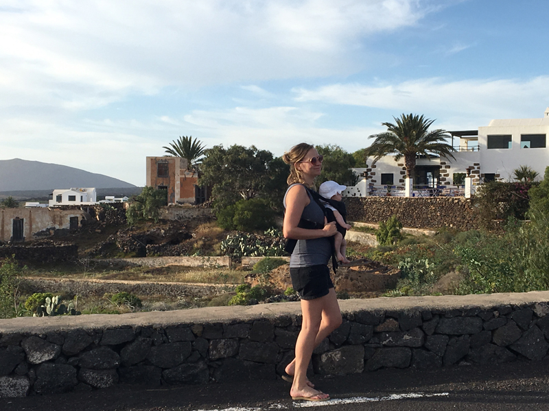 The i-escape blog / Our first family holiday in Lanzarote with 2 babies