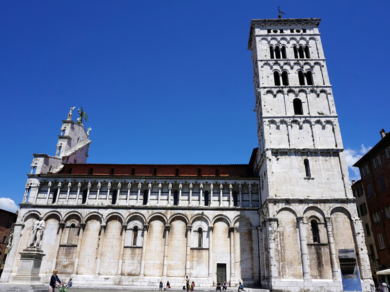 i-escape blog / An Adults-Only Long Weekend in Tuscany / Lucca