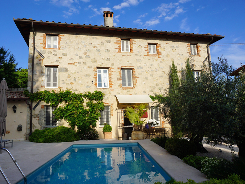 i-escape blog / An Adults-Only Weekend in Tuscany / Villa Montebello