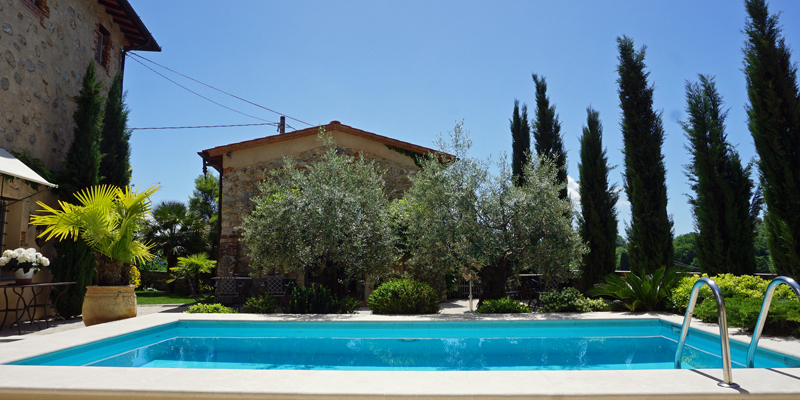 i-escape blog / An Adults-Only Long Weekend in Tuscany / Villa Montebello