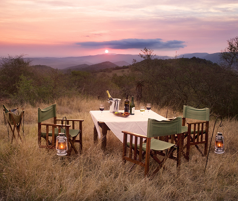 i-escape blog / South Africa honeymoon safaris / Camp Figtree