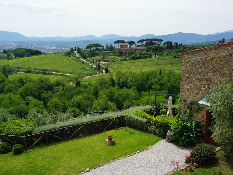 i-escape blog / An Adults-Only Long Weekend in Tuscany / Tenuta San Pietro