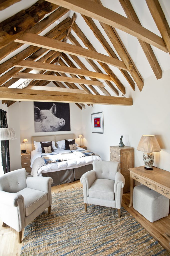 The i-escape blog / Adults-only UK breaks / The Barn at Roundhurst