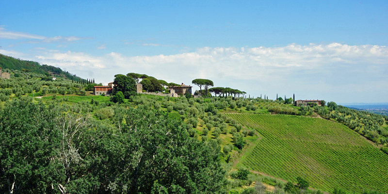 i-escape blog / An Adults-Only Long Weekend in Tuscany / Tuscany