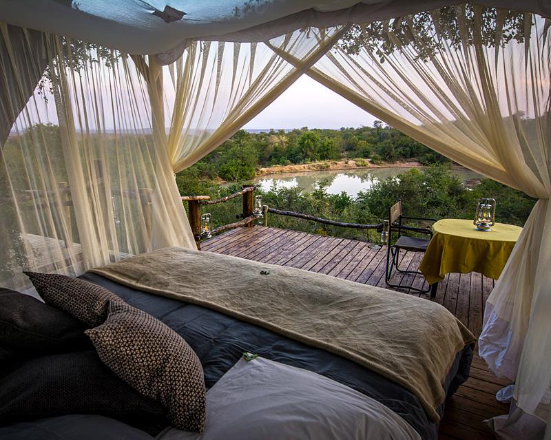 i-escape blog / South Africa honeymoon safaris / Garonga Safari Camp