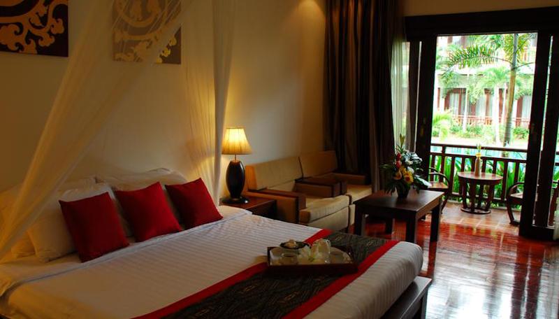 i-escape blog / Top tips for Laos / Green Park Boutique Hotel