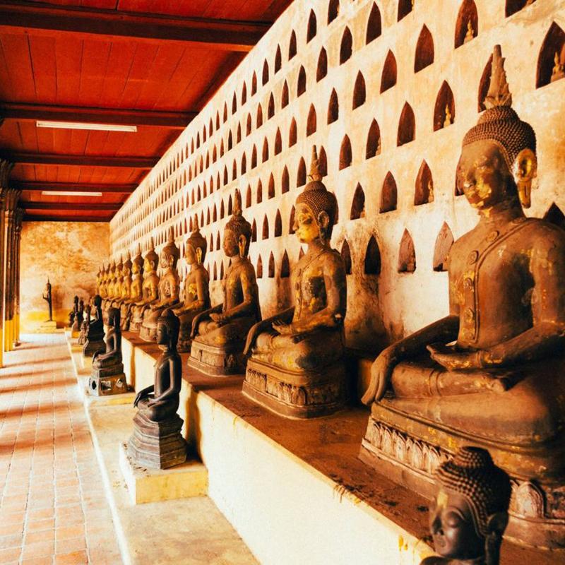 i-escape blog / Top tips for Laos / Wat Si Saket
