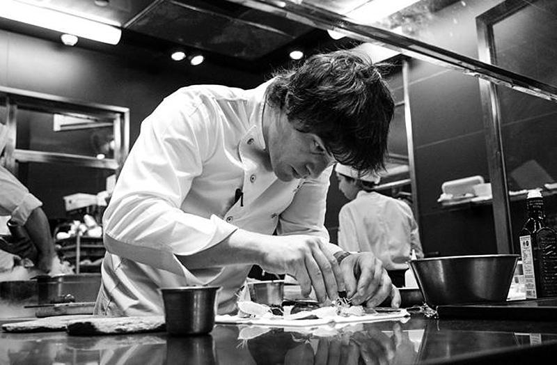 i-escape blog / European Michelin star restaurants / ABaC, Barcelona, Spain