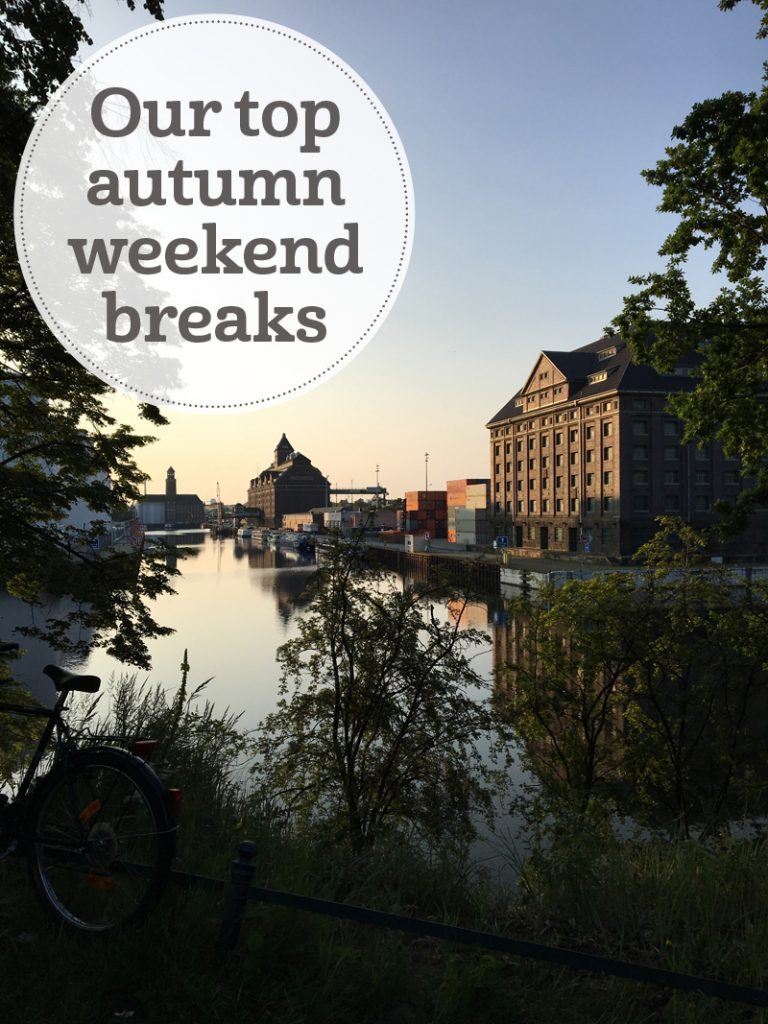 The i-escape blog / Our favourite autumn weekend breaks