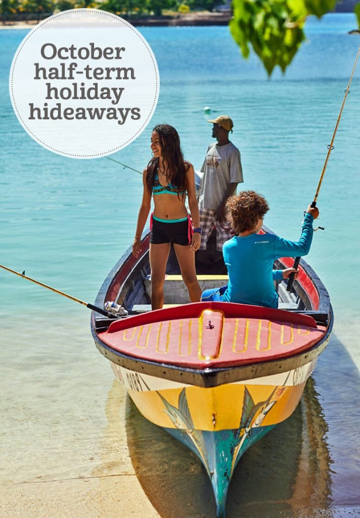 The i-escape blog / October half-term holiday hideaways