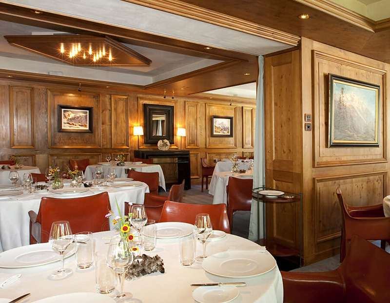 i-escape blog / European Michelin star restaurants / Hameau Albert 1er, Alps, France