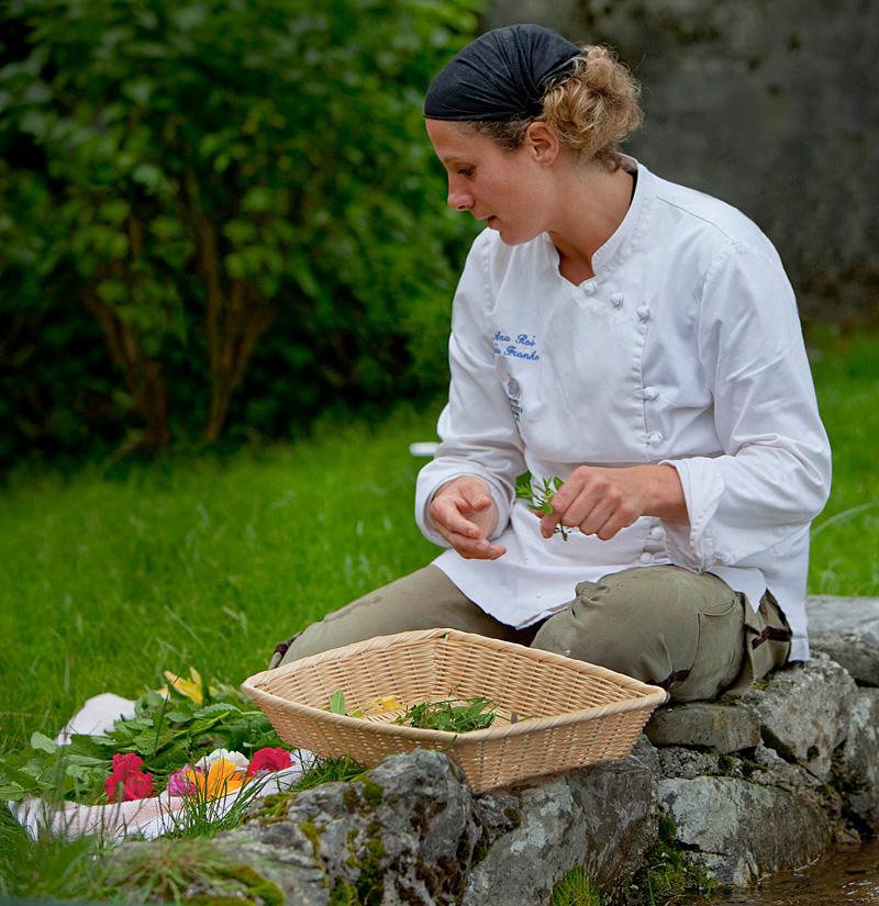 i-escape blog / European Michelin star restaurants / Hisa Franko, Slovenia