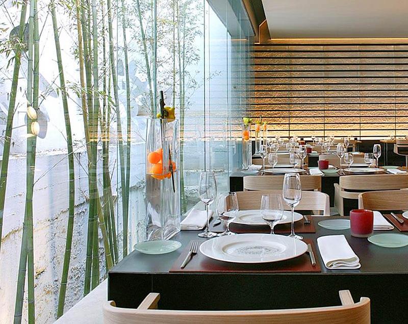 i-escape blog / European Michelin star restaurants / Hotel Omm, Barcelona, Spain