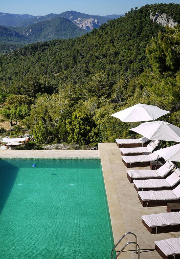 i-escape blog / October half-term holiday hideaways / Mas de la Serra