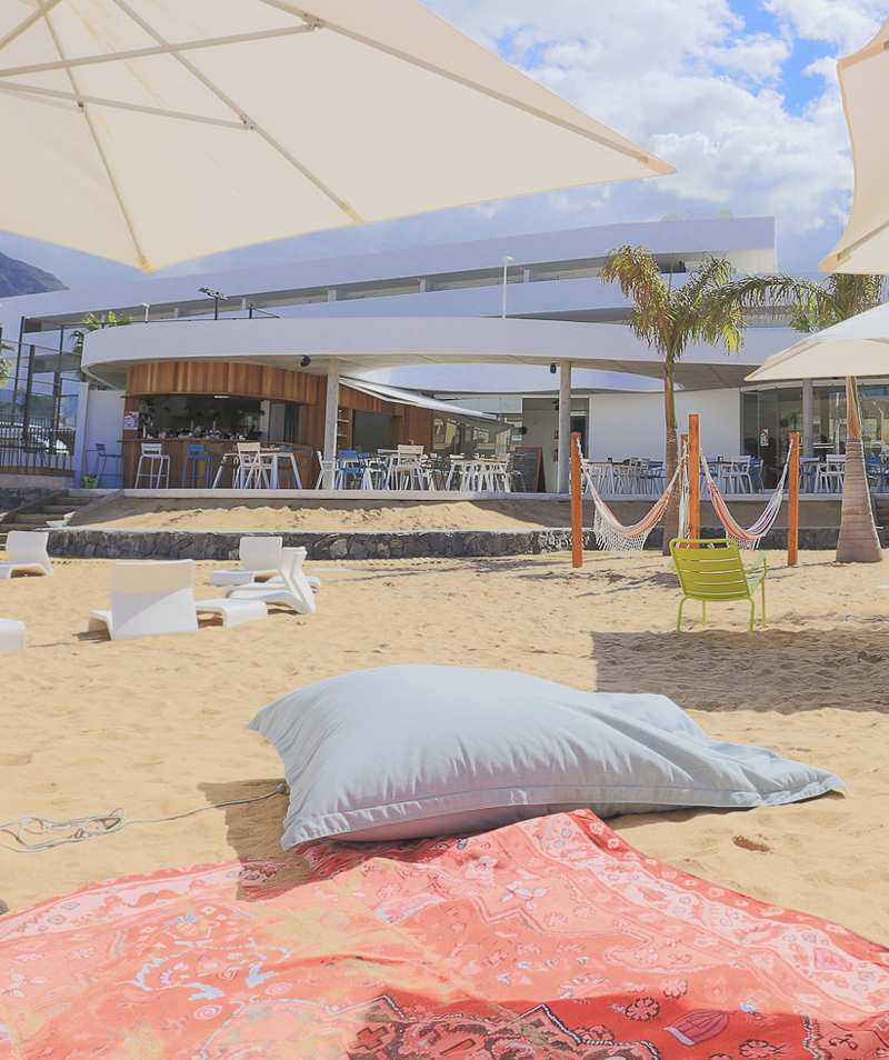 The i-escape blog / The Canary islands: fly & flop / Baobab Suites