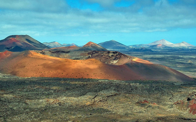 i-escape blog / Canary Islands Family Adventures / Lanzarote Timanfaya National Park