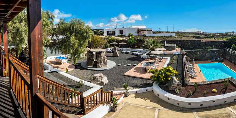 i-escape blog / Canary Islands Family Adventures / Villa Alcalde