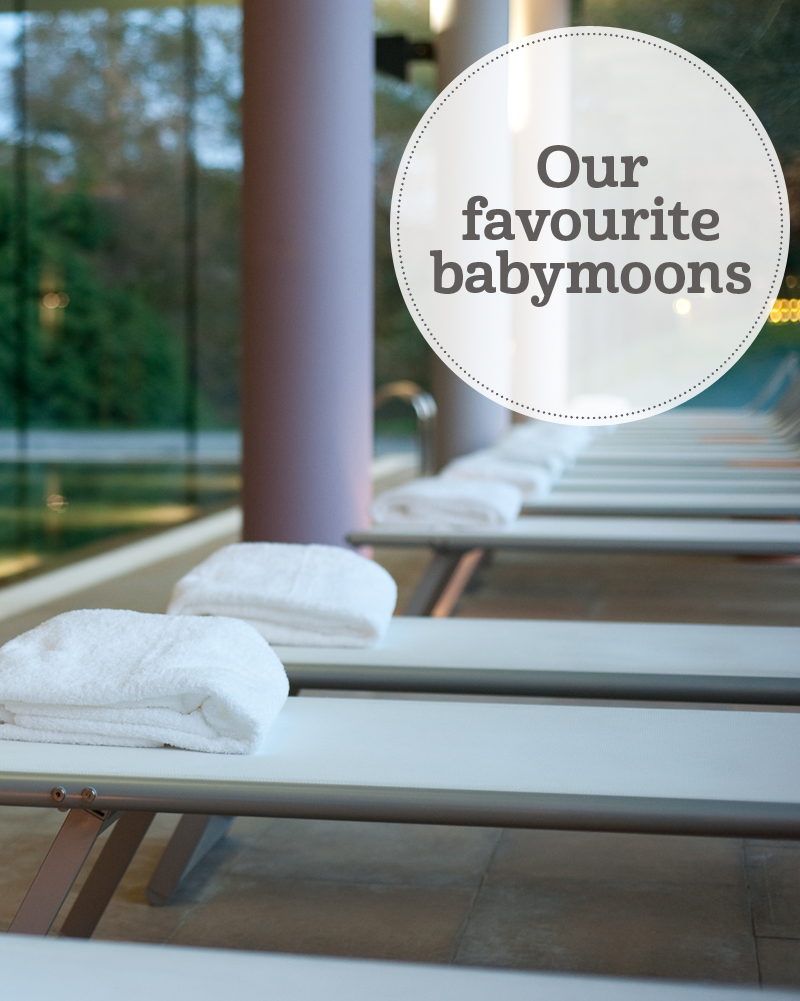 The i-escape blog / Our favourite babymoon ideas