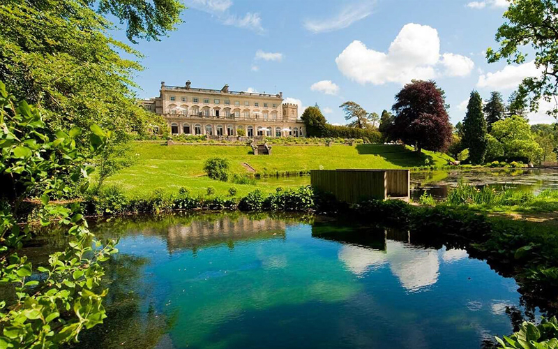 i-escape blog / Our favourite babymoon ideas / Cowley Manor