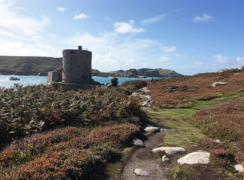 i-escape blog / Just back from the Isles of Scilly / Tresco, Isles of Scilly, UK